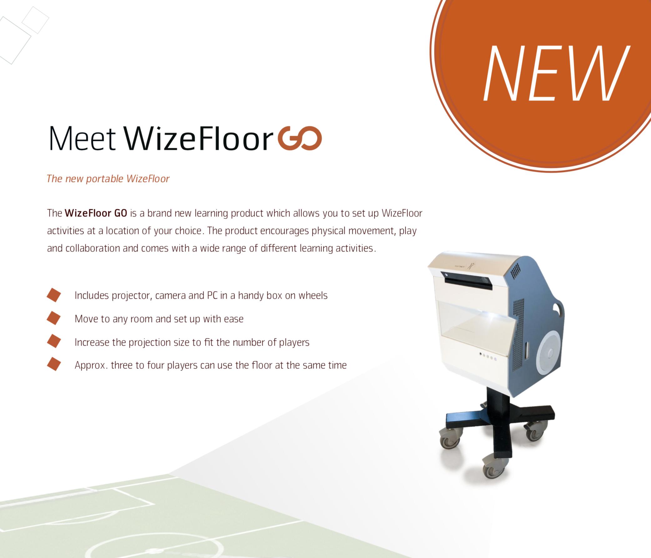 WizeFloor GO