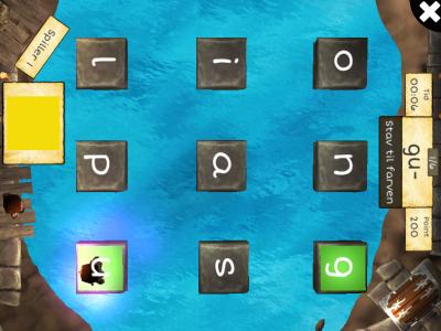 Dungeon Jump (Spelling)